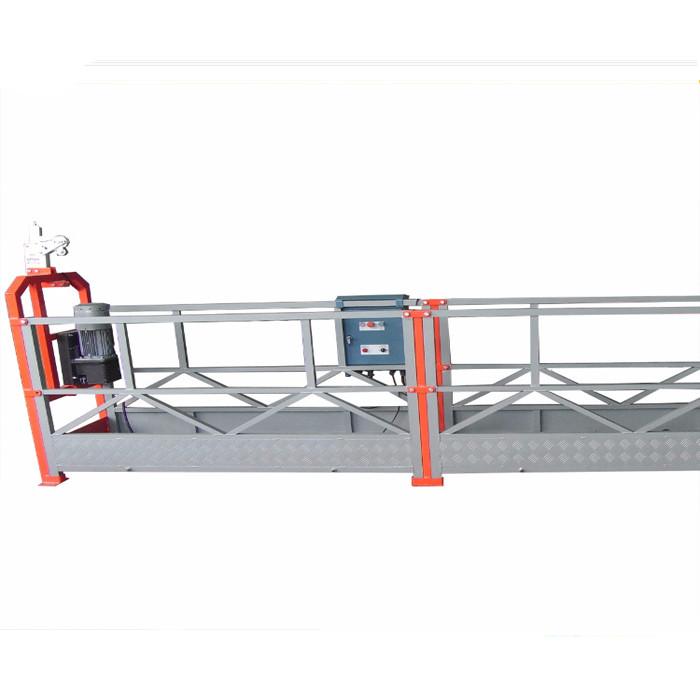 Pin - Gerð 800kg Hengilinn Vinna Platform Með 1.8kw Motor Power